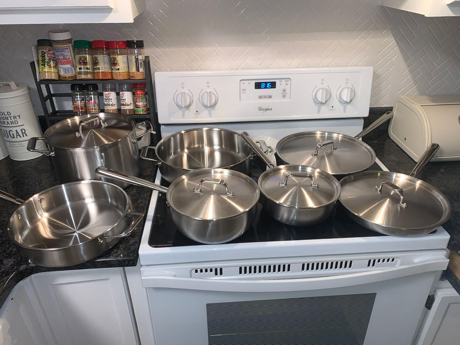 Misen Essentials Cookware Set