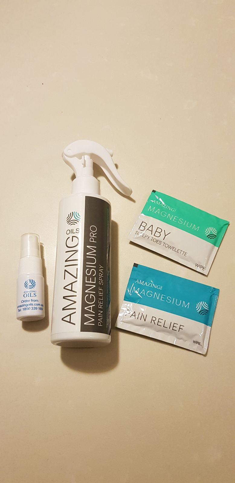 Magnesium Pro Spray – Amazing Oils