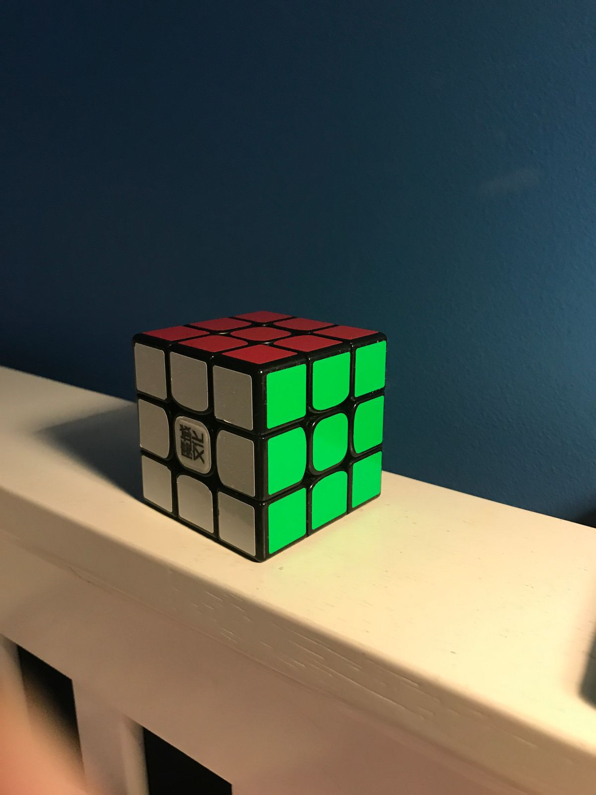 MoYu WeiLong GTS 2M 3x3x3 Magnetic Speed Cube