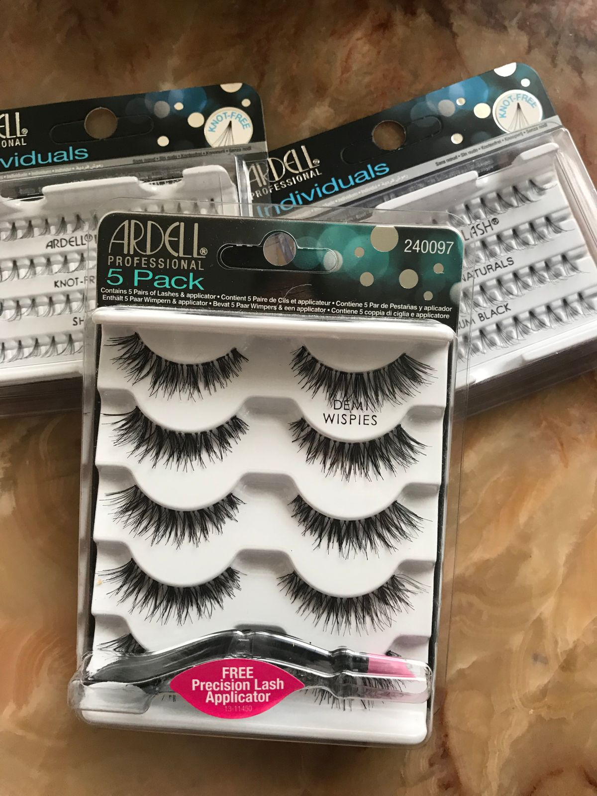 05724a2d6b6 Ardell Natural Lashes Multipack Demi Wispies | Camera Ready Cosmetics