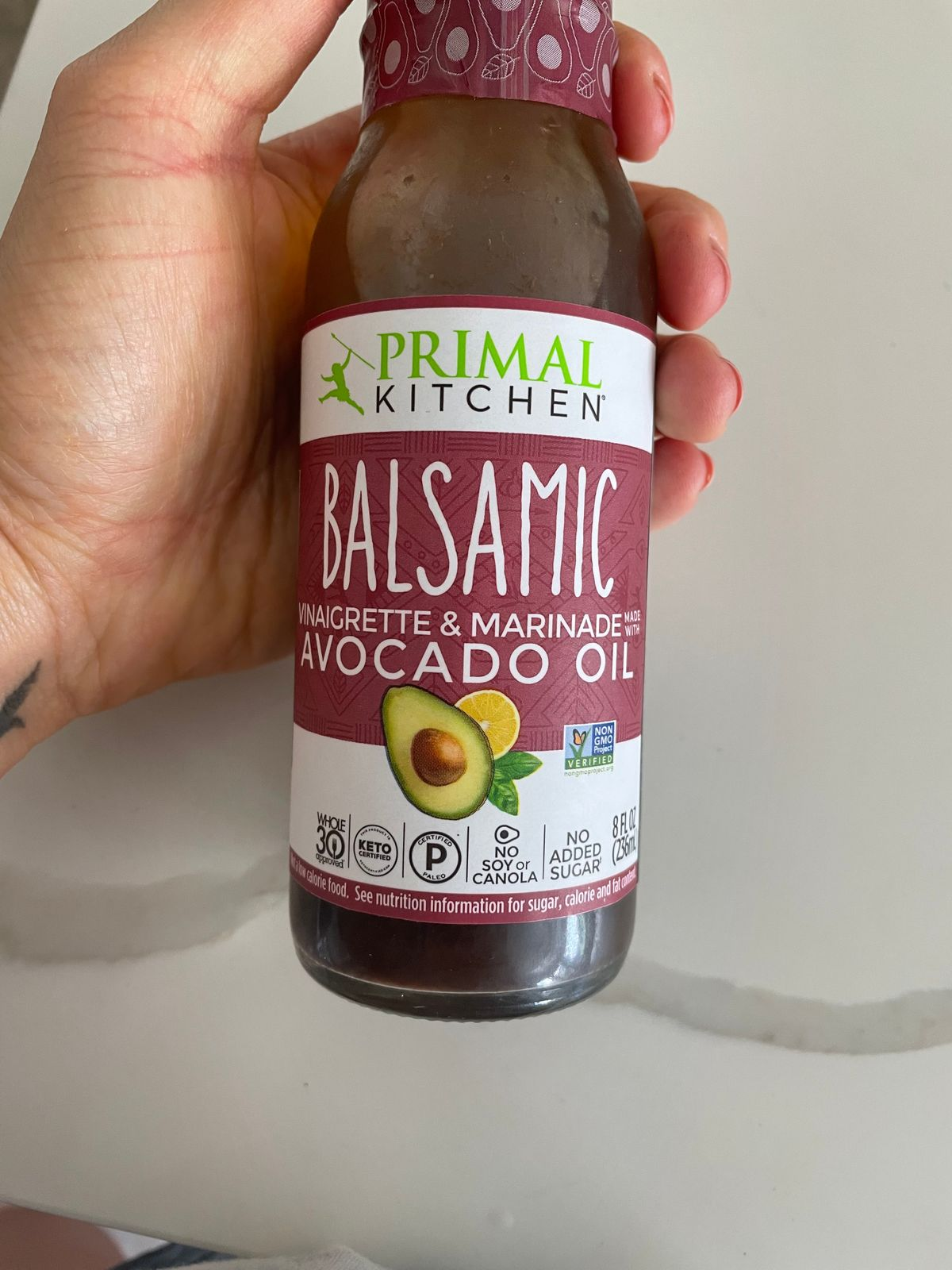 Primal Kitchen Whole30 Kit Condiments Made With Avocado Oil