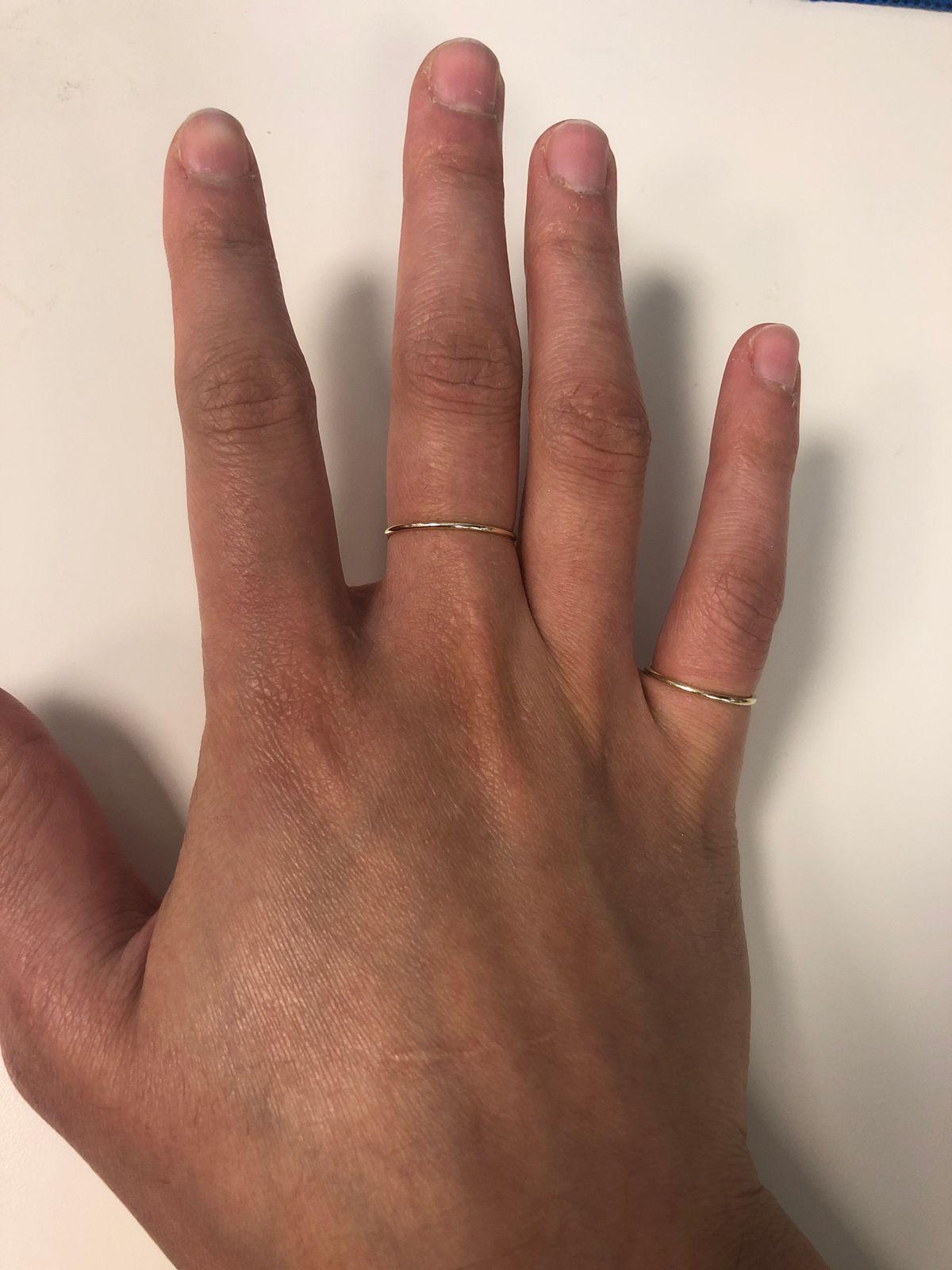6948c39127279c Simple Stack | 14k Solid Gold | Vrai & Oro