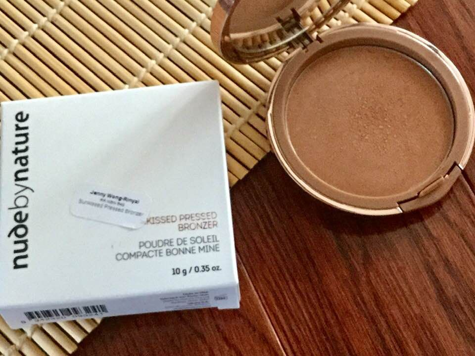 Nude by Nature Sunkissed Pressed Bronzer | Beauty Crazed