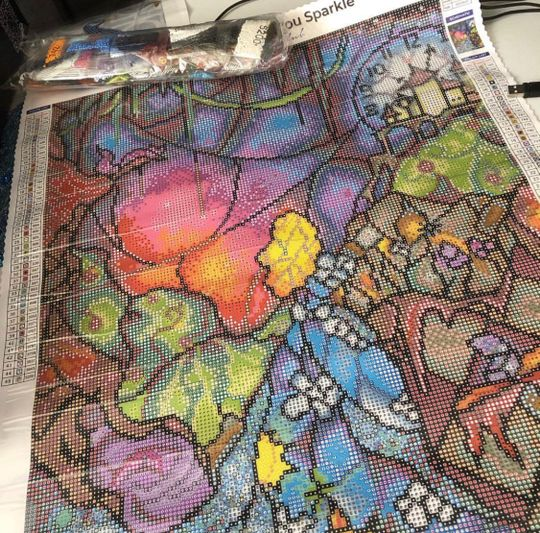 Image by diamondpaintingqueen Danielle B.