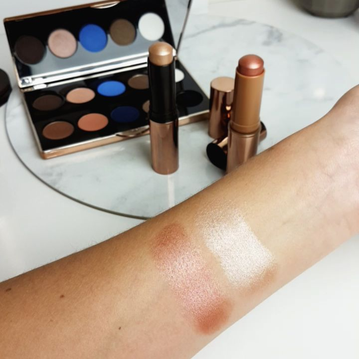 Nude By Nature Glow Mini Touch Of Glow Highlight Stick