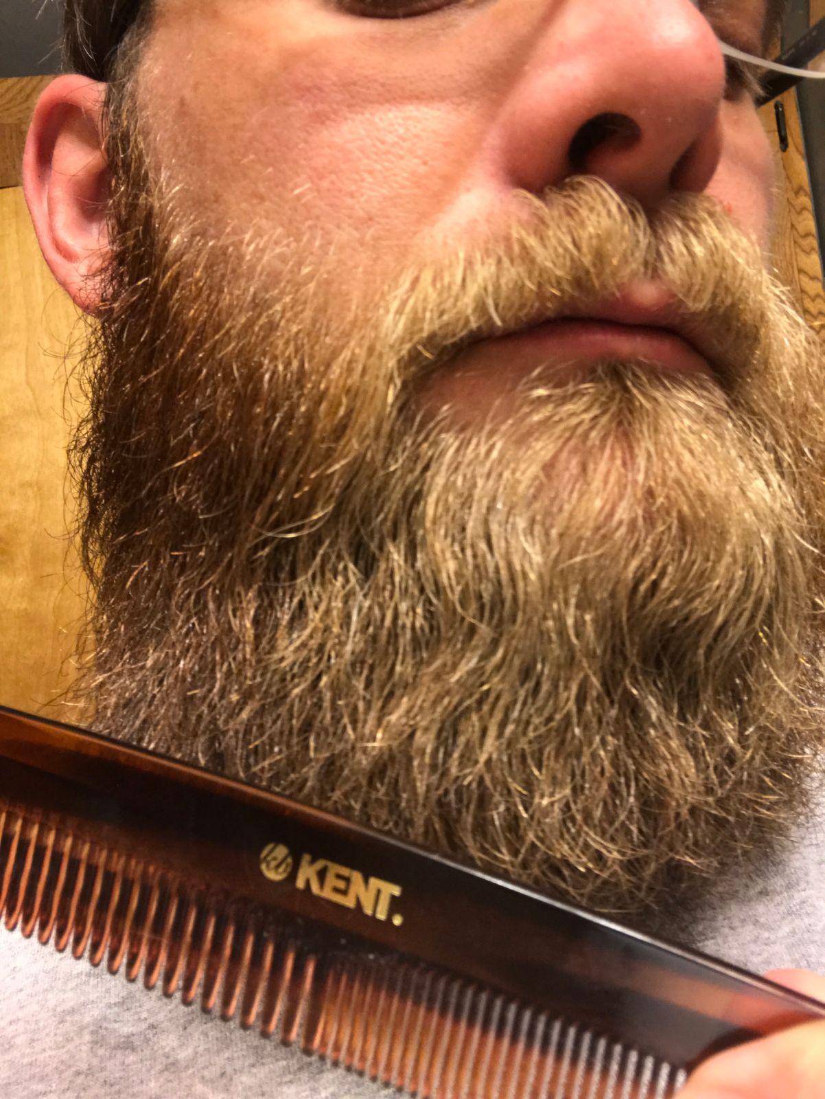 Kent Large Beard Comb